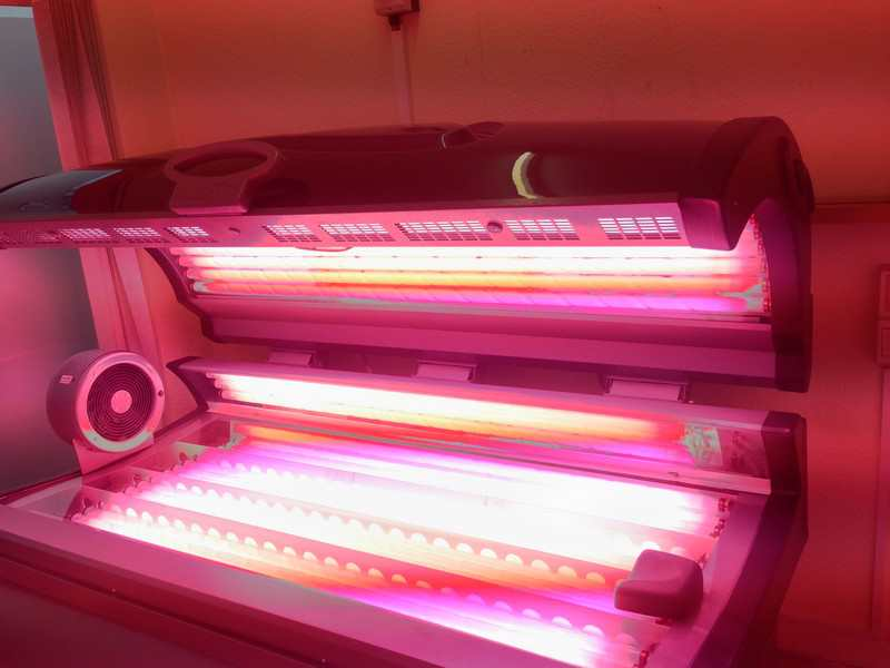 Sunbed Rental Beautylicious Installation 1