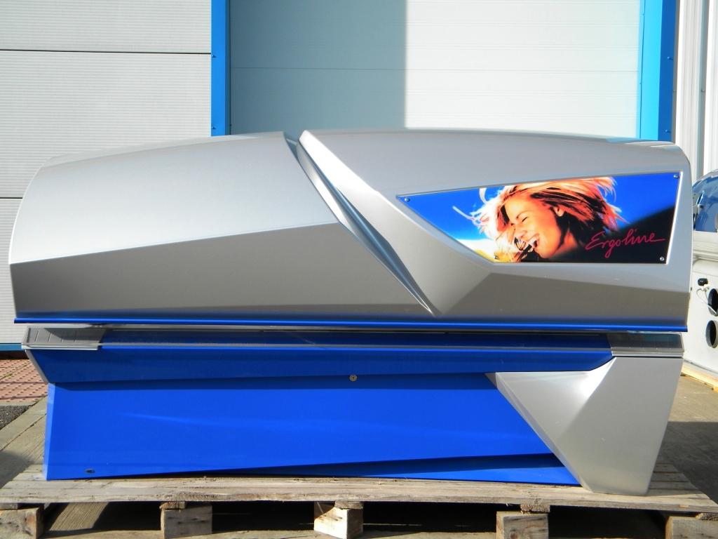 ergoline 400 advantage turbo s2 sunbed sunbed rental company. Black Bedroom Furniture Sets. Home Design Ideas